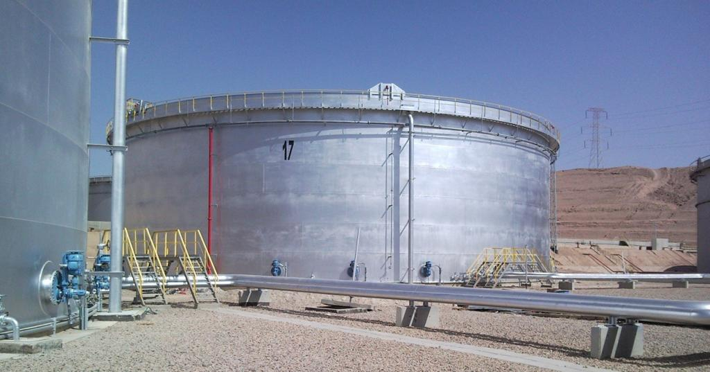 Oil Facility Construction : Chr d constantinidis s a